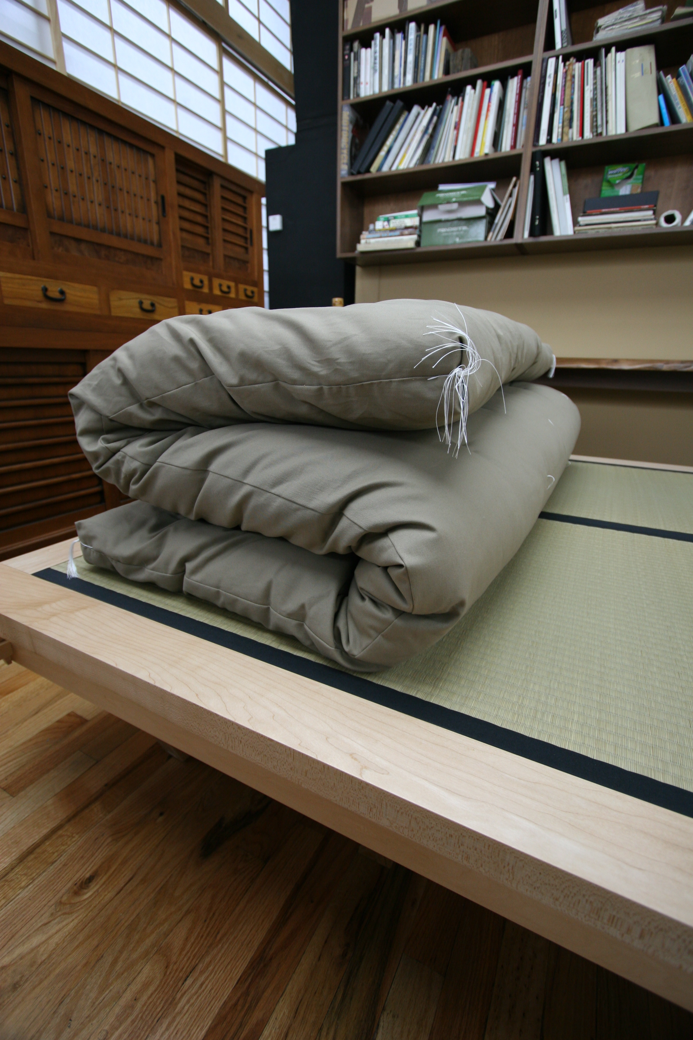 Traditional Futons Fold