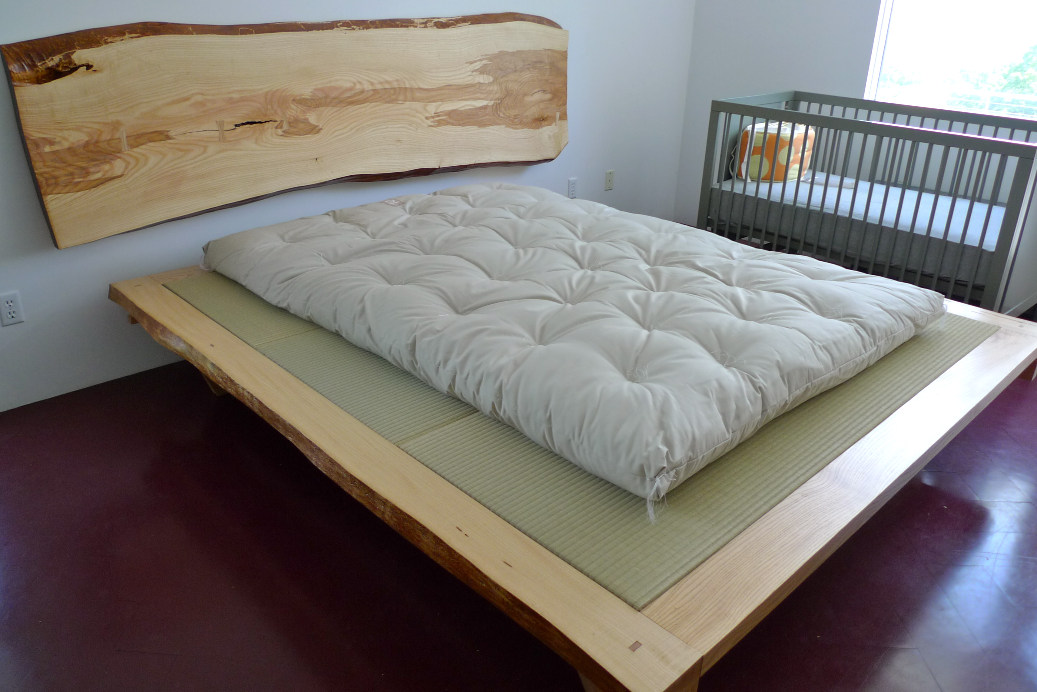 futon mattress bed japanese what sizes to back twin